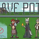 No Save Points Logo by RageGrenade