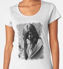 Native American Indian 4 Women's Premium T-Shirt
