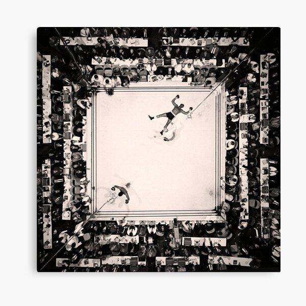 Ali vs Williams Canvas Print