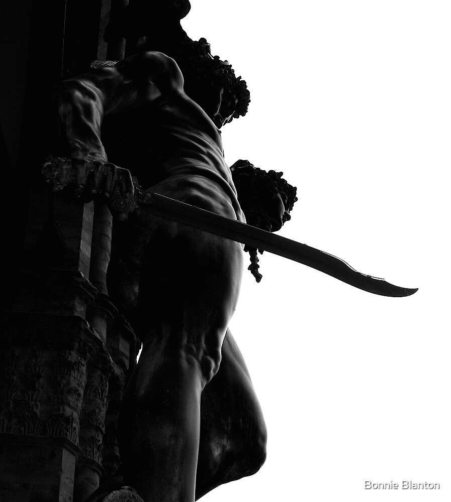 The Myth Of Perseus And Medusa: She Lost by Bonnie Blanton