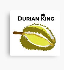 Durian King Canvas Print