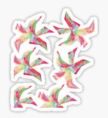 Holi 4 Sticker
