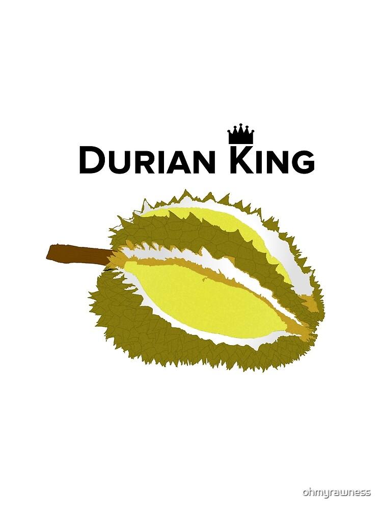 Durian King by imalovebug