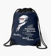 Alexander Hamilton Success Quote, Saying. Motivational Gifts Drawstring Bag