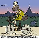 prehistoric metrosexual by Tim Mellish