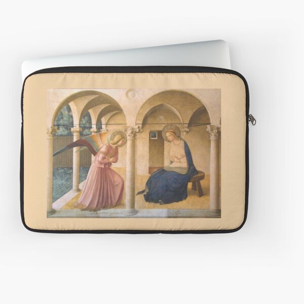 ANNUNCIAZIONE Laptop Sleeve