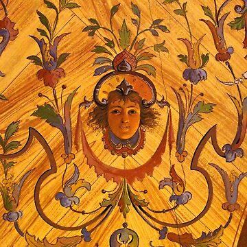 Sicilian Art Nuveau by incant