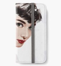 Audrey  iPhone Wallet/Case/Skin