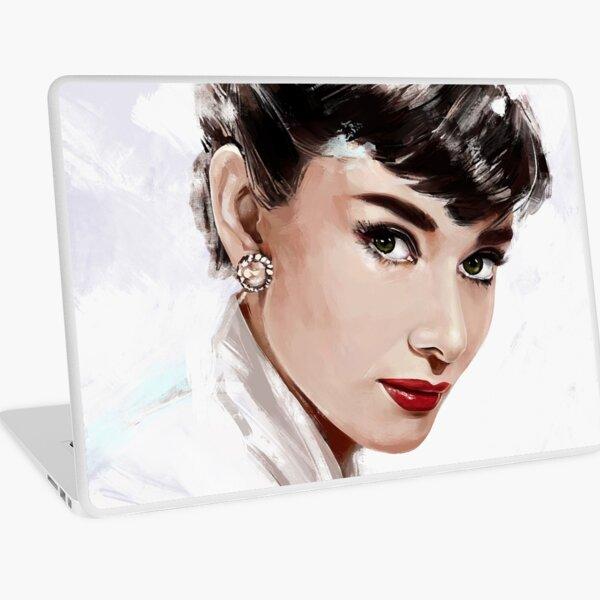 Audrey  Laptop Skin