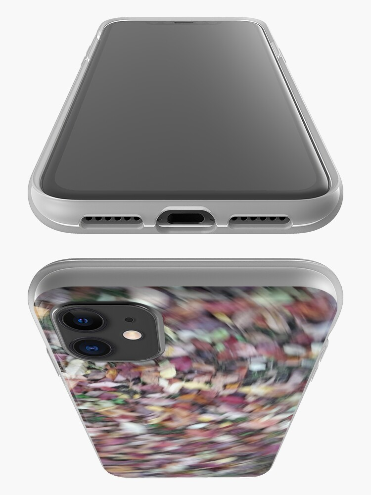 Alternate view of autumn swirl iPhone Case & Cover
