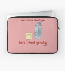 Grate!! Laptop Sleeve