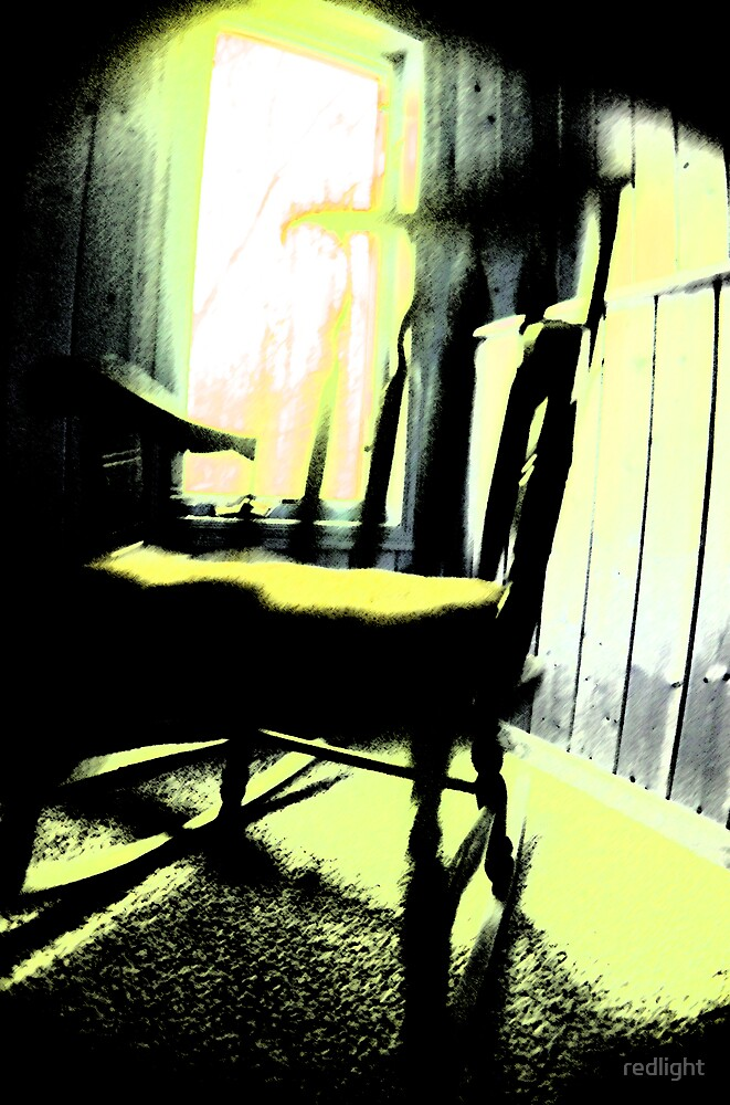 Lonely Rocker by redlight
