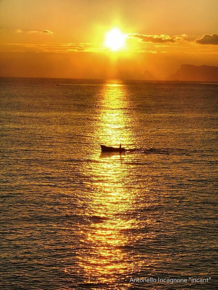 """dawn on the sea by Antonello Incagnone """"incant"""""""