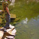 Off Green water by Joeltee