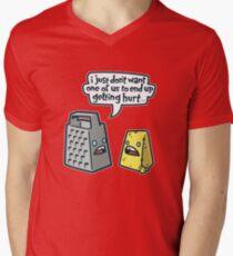 Martin & Simon Men's V-Neck T-Shirt
