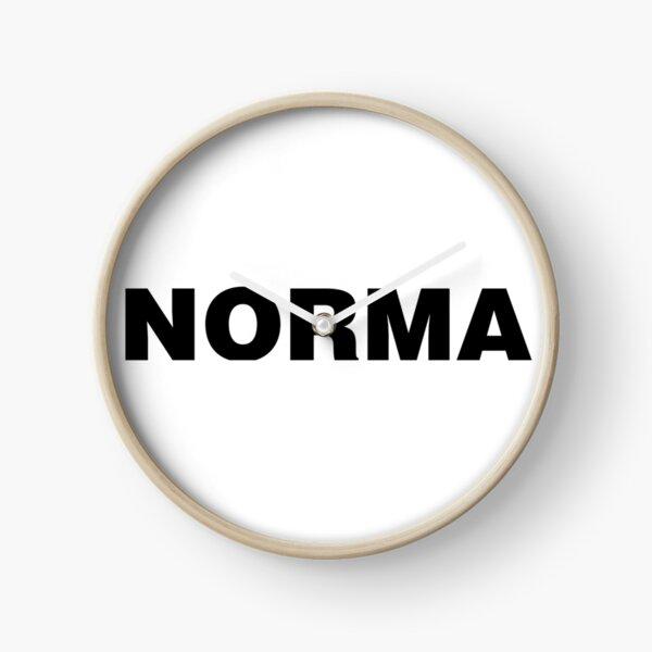 NORMA Clock