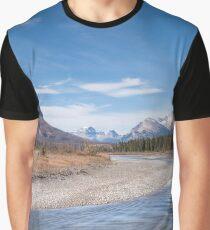 Saskatchewan River #1 Graphic T-Shirt