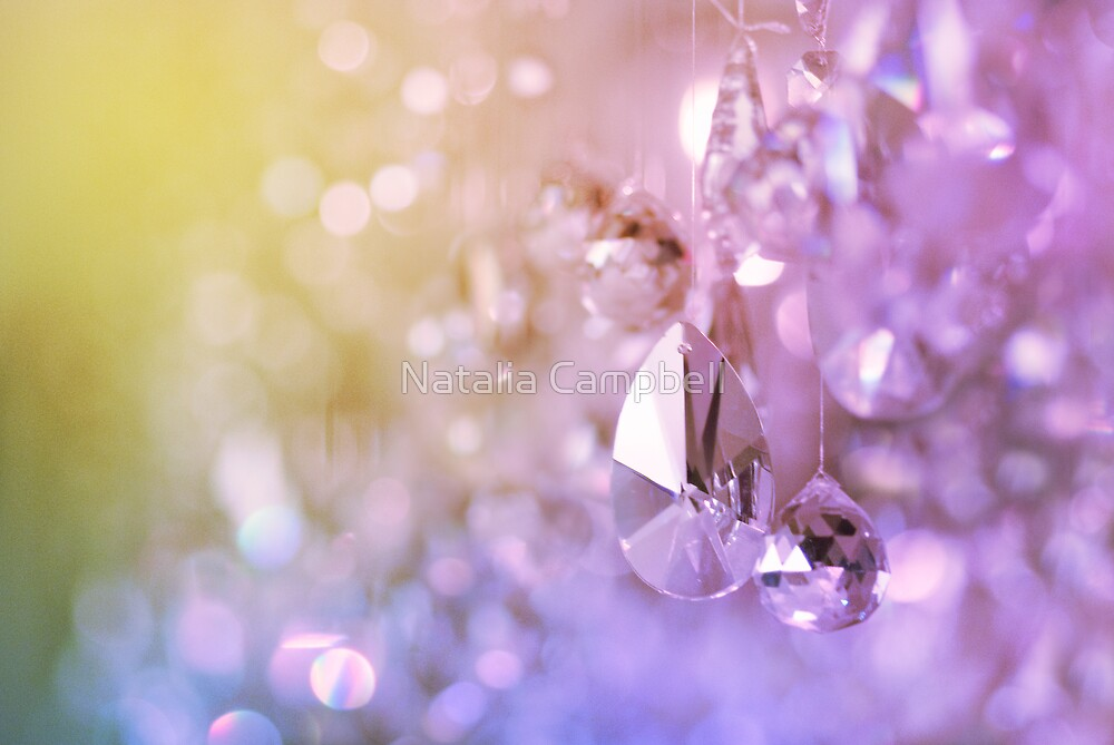 wish upon a sparkling bokeh... by Natalia Campbell