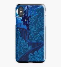 Road to Spooky Castle iPhone Case/Skin