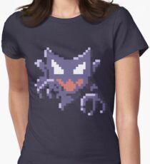 Pixel Haunter Women's Fitted T-Shirt