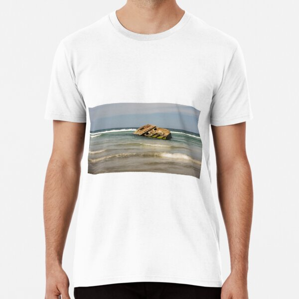 Ship Wrecked Premium T-Shirt