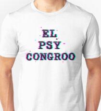 Steins Gate - El Psy Congroo Unisex T-Shirt