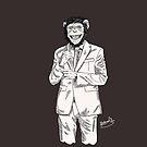 Benedict Monkeyman by Benjamin Nunn
