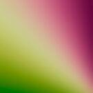 Gradient Colours: Green Purple by raquelcatalan