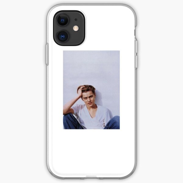 Leonardo DiCaprio iPhone Soft Case