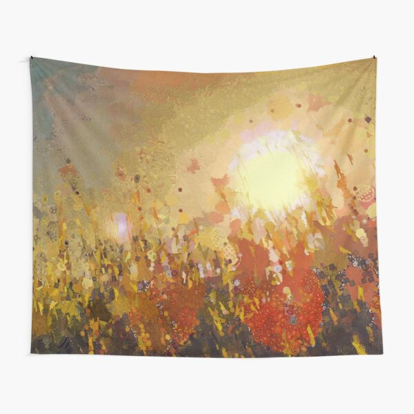 Autumn Sun Tapestry