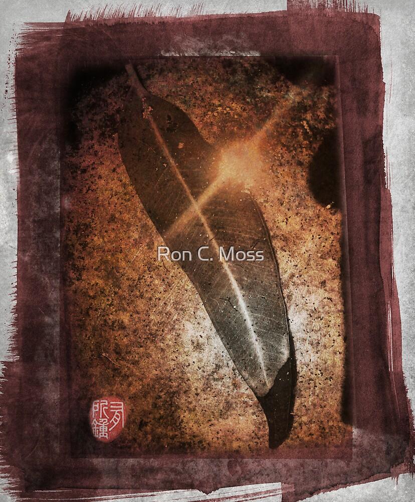 blood leaf dawn by Ron C. Moss
