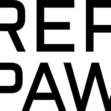 Reppaw Vintage Stack Black by REPPAW