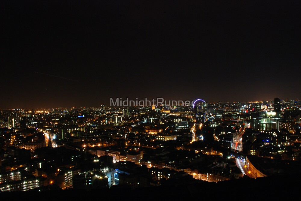 London Landscape by MidnightRunner