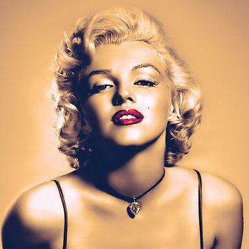 Marilyn Monroe High Style by 8oo8