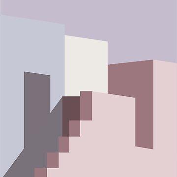Morandi Block by JingGu