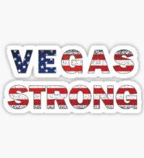 Vegas Strong (Nevada), #VegasStrong Sticker