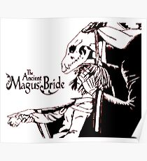 The Ancient Magus Bride - Chise and Elias Poster