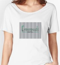 Crossroads Women's Relaxed Fit T-Shirt