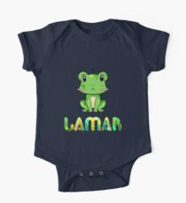 Lamar Frog One Piece - Short Sleeve
