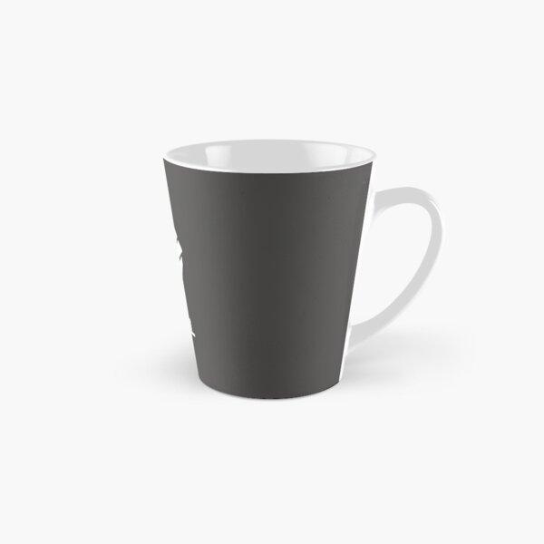 HODL Decred-Fist HODLing DCR Logo-white Tall Mug