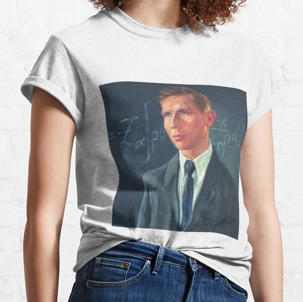 Hans G.A. Hellmann (1903-1938) - Pioneer of Quantum Chemistry Classic T-Shirt