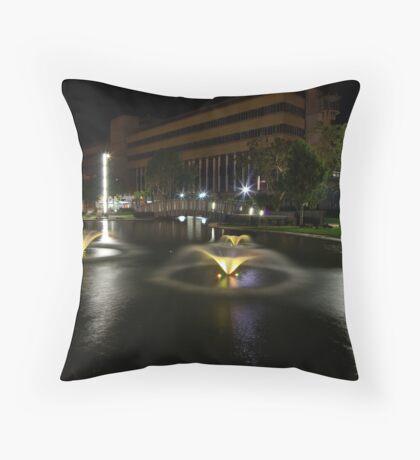 Square Edge Throw Pillow