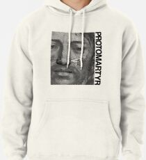 Protomartyr (christ) Pullover Hoodie