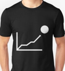 To The Moon Unisex T-Shirt