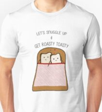 Let's snuggle  Unisex T-Shirt
