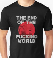 The End Of The Fu***ing World TEOTFW Unisex T-Shirt