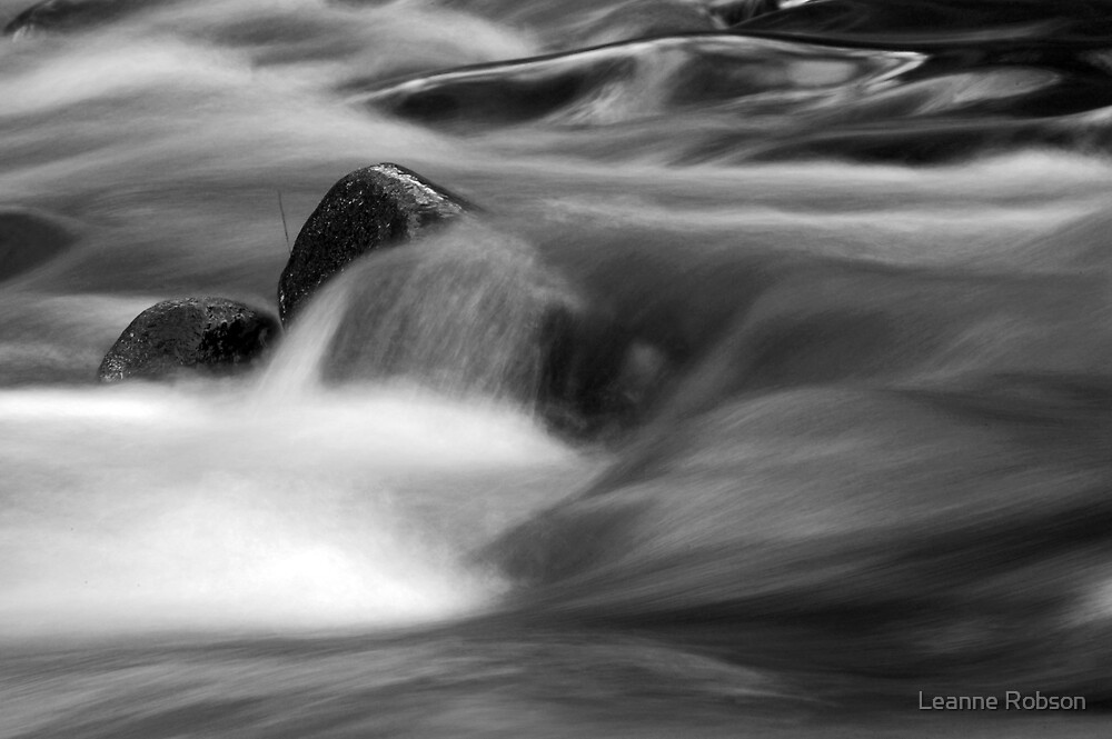 Water Study 3 by Leanne Robson
