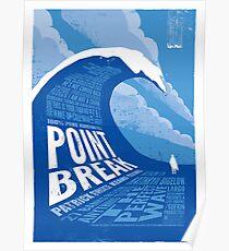 Point Break - reworked Poster