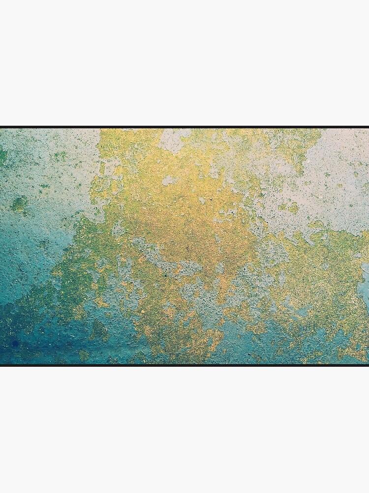 Gold Türkis von Ephemeral-Joy
