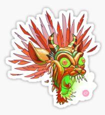 Diablo Sticker